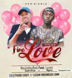 Fire Love by NotJstAnyBodi(South Africa) X Luzani(Nigeria)
