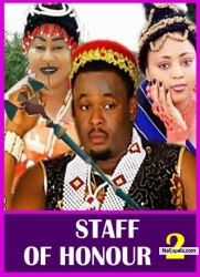 STAFF OF HONOUR 2