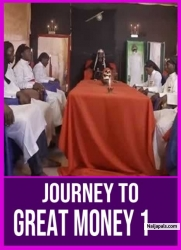 JOURNEY TO GREAT MONEY 1