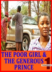 THE POOR GIRL AND THE GENEROUS PRINCE 1