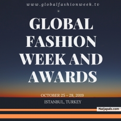 Global Fashion Week And Awards (GFWA2019)