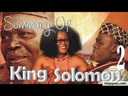 Summary Of King Solomon 2