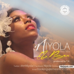 My Prayer by Niyola