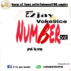 Number One by E2jay ft Voke9ice