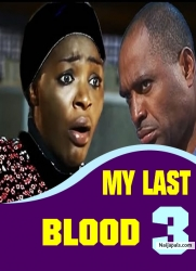 MY LAST BLOOD 3