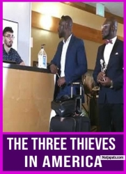 THE THREE THIEVES IN AMERICA