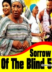 Sorrow Of The Blind 5