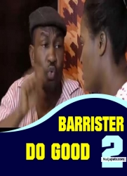 BARRISTER DO GOOD 2