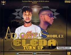 Ad one ft showlex beat eleda turn up by Ad one