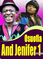 Osuofia And Jenifer 1