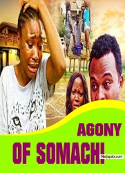 AGONY OF SOMACHI