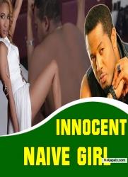 INNOCENT NAIVE GIRL