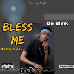 BLESS ME by De Blink