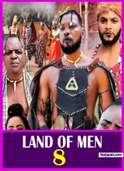 LAND OF MEN  8