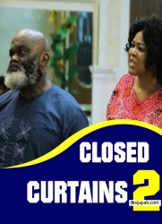 CLOSED CURTAINS 2