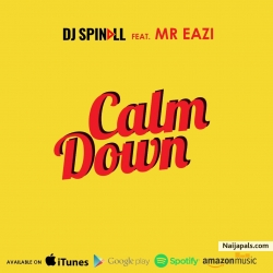 Calm Down by DJ Spinall Ft. Mr Eazi