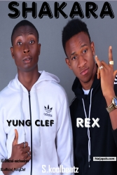 SHAKARA by YOUNG CLEF feats. REX