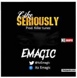 Emagic_like seriously by Emagic