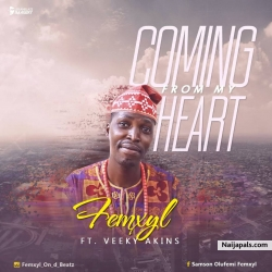 Coming From My Heart by Femxyl ft. Veeky Akins