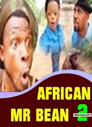 African Mr Bean 2
