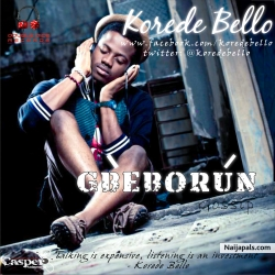 Gbeborun by Korede Bello
