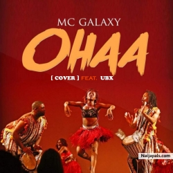 OHAA ( cover )08059164687 by Mc Galaxy_x_Ubx