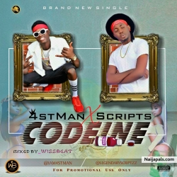 Codine(mixed by wissbeatz) by 4stman_x_Script