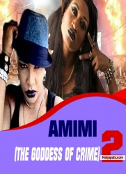 AMIMI (THE GODDESS OF CRIME) 2