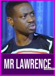 Mr Lawrence