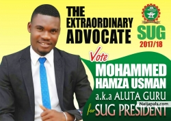 For SUG 2017