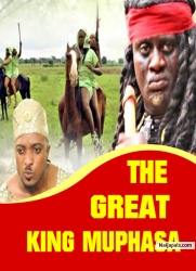 THE GREAT KING MUPHASA