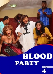 BLOOD PARTY 4