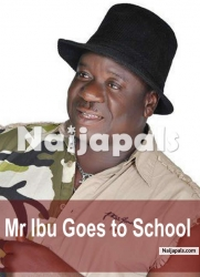 Mr Ibu Goes To School