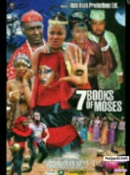 7 Books Of Moses 2