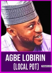 AGBE LOBIRIN (LOCAL POT)