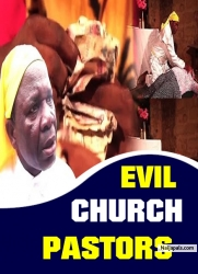 EVIL CHURCH PASTORS