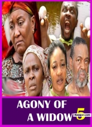AGONY OF A WIDOW 5