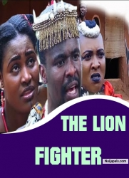 THE LION FIGHTER