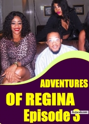 ADVENTURES OF REGINA Episode 3