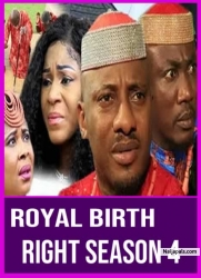ROYAL BIRTH RIGHT SEASON 4