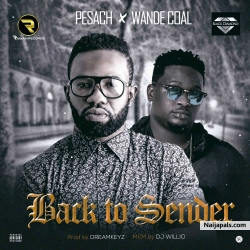 Back To Sender by Pesach X Wande Coal