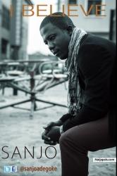 I Believe by Sanjo Adegoke