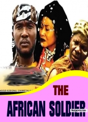 THE AFRICAN SOLDIER