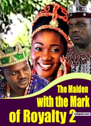 The Maiden with the Mark of Royalty 2