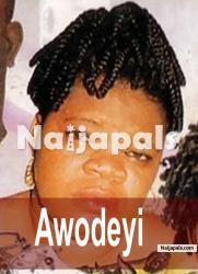 Awodeyi