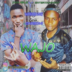 Wajo by Whizbangrapkid ft Carbony, prod. By Mr real