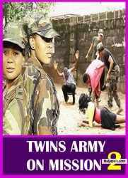 TWINS ARMY ON MISSION 2