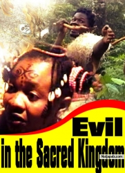 Evil in the Sacred Kingdom