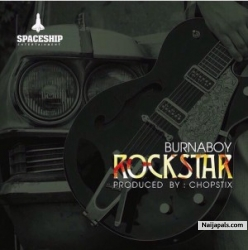 Rockstar by Burna Boy
