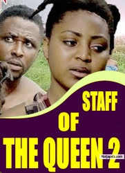 STAFF OF THE QUEEN 2